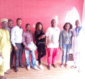 Obire Media Team meets to strengthen commitments towards gubernatorial project