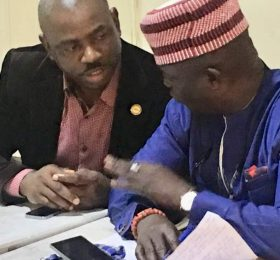 Obire Meets OSG Coordinators, Assures Of A Better Political Platform.