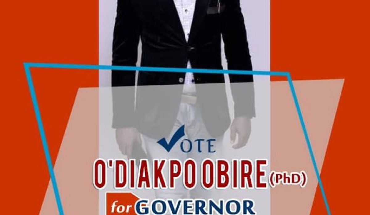 Obire Accepts Okowa's Challenge On Pre-Election Debate